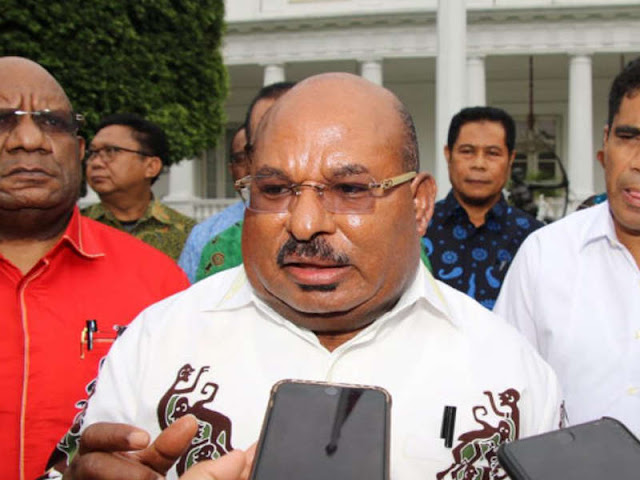 Papua Tolak Proposal Inalum Jokowi Panggil Lukas Enembe