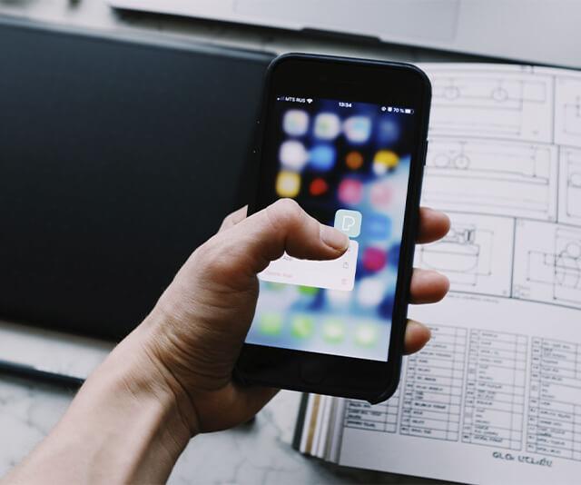 Criar e publicar um aplicativo de entrega