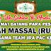 Desain Banner Ruqyah Massal cdr