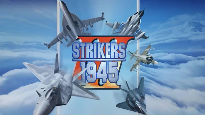STRIKERS 1945-3 fabuloso juego de aviones de combate