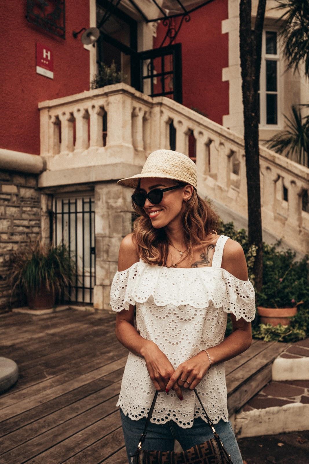 hotel la maison du lierre biarritz france review