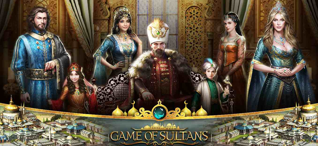 Game of Sultans terbaik di android