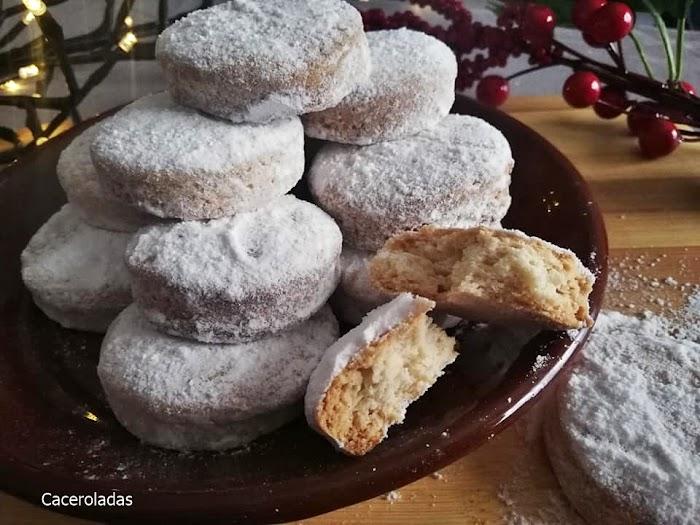 Receta de nevaditos caseros para Navidad