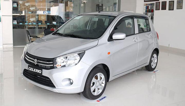 Suzuki Việt Nam bất ngờ dừng bán Celerio