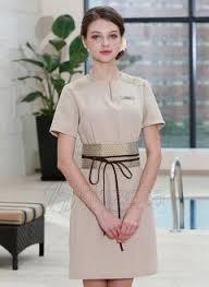 Váy Đồng Phục Spa Cao Cấp - DSP0009
