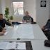 LUKAVAC - Održan sastanak na temu razmatranja dinamike radova na izgradnji vodovoda Poljice i primjedbi od strane Mjesne zajednice