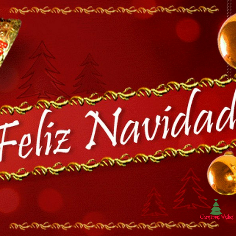 Christmas Wishes In Spanish.How To Wish Merry Christmas Greetings In Different
