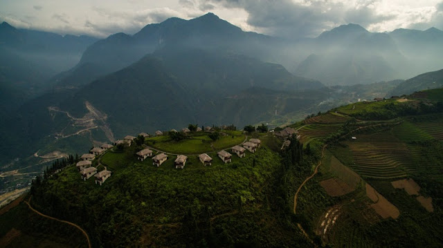 Share the most honest about the spectacular beauty of Topas Ecolodge - The pearl of Sapa