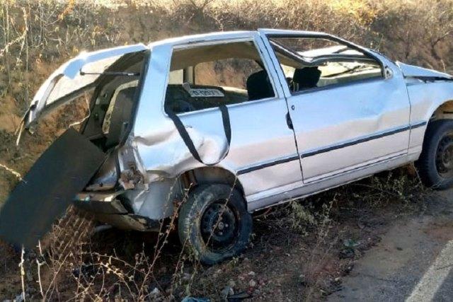 Homem morre em acidente em estrada vicinal na cidade de Malhada de Pedras