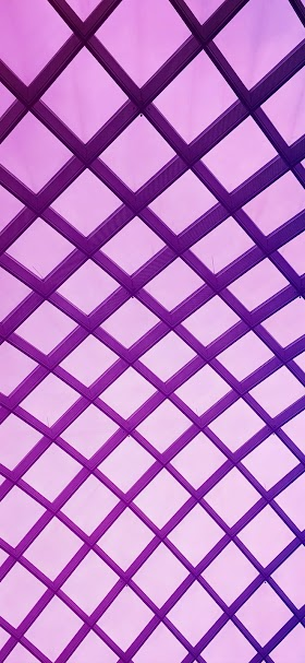 Cool black and purple mesh illustration wallpaper