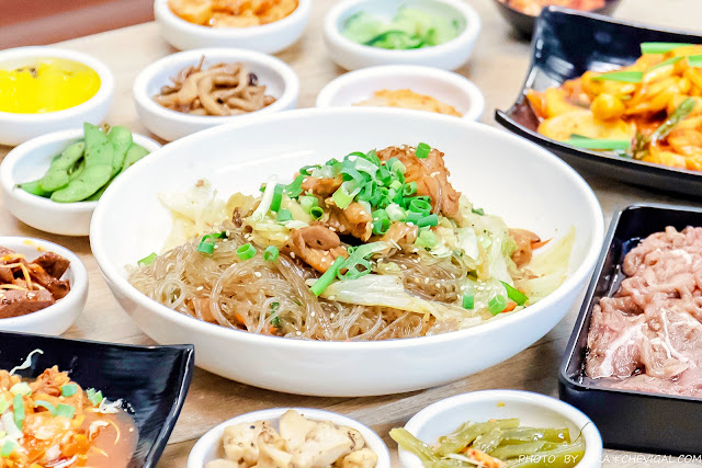 MG 1556 - 熱血採訪│台中老字號韓式料理,多達近80種韓式料理任你挑,還有50種小菜讓你吃到飽!