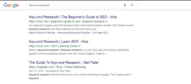 Keyword Research kaise kare, 2020, keyword Research, Tools, Ways, keyword research tools,