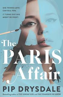 The Paris Affair by Pip Drysdale book cover