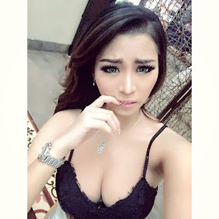 Foto Selfie Sexy Pricyla Neva Terbaru