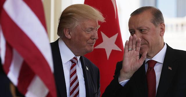 Οι ΗΠΑ δεν πιέζουν, χαϊδεύουν την Τουρκία