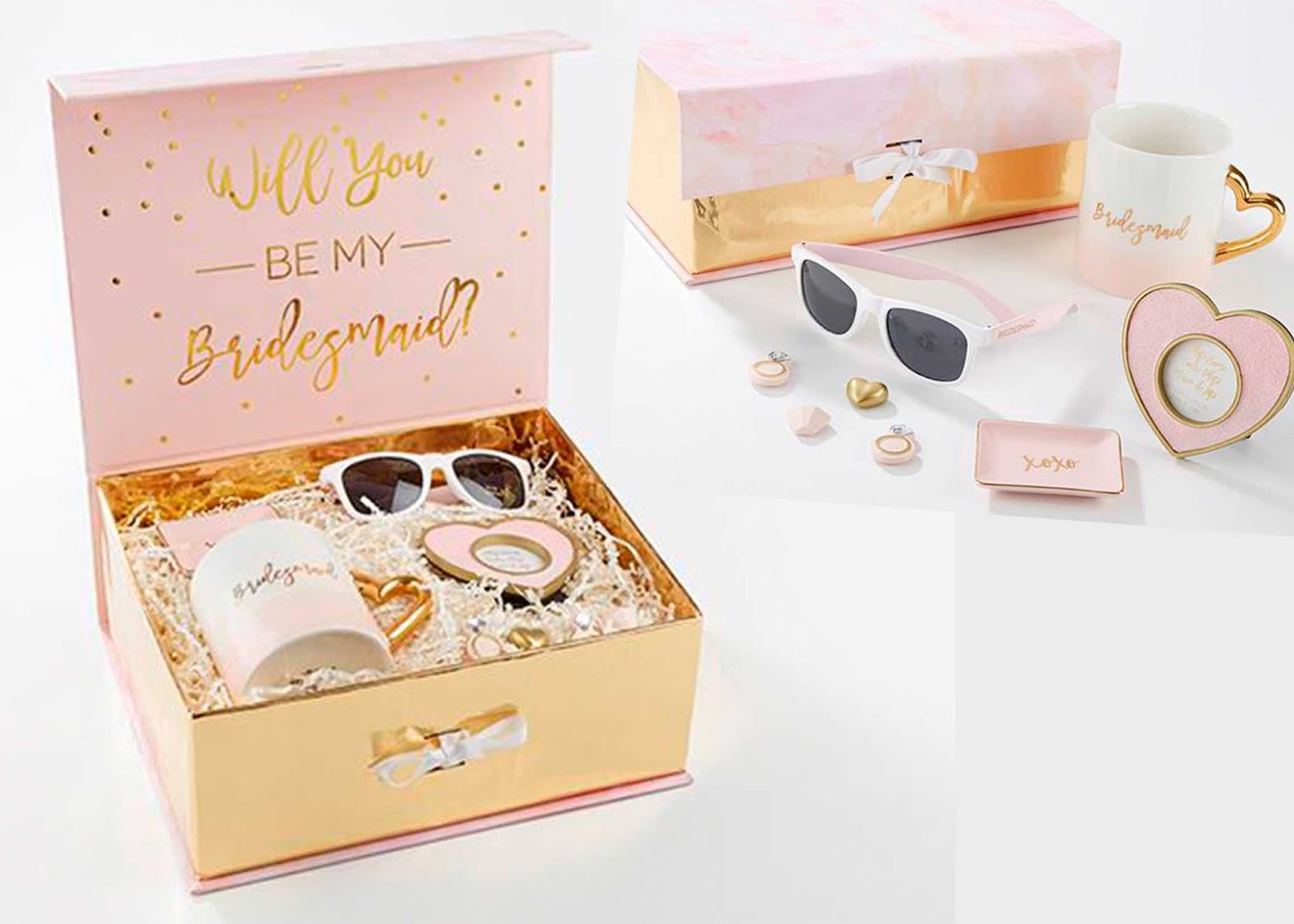 Creative Ways To Pop The Question... To Your Bridesmaids!