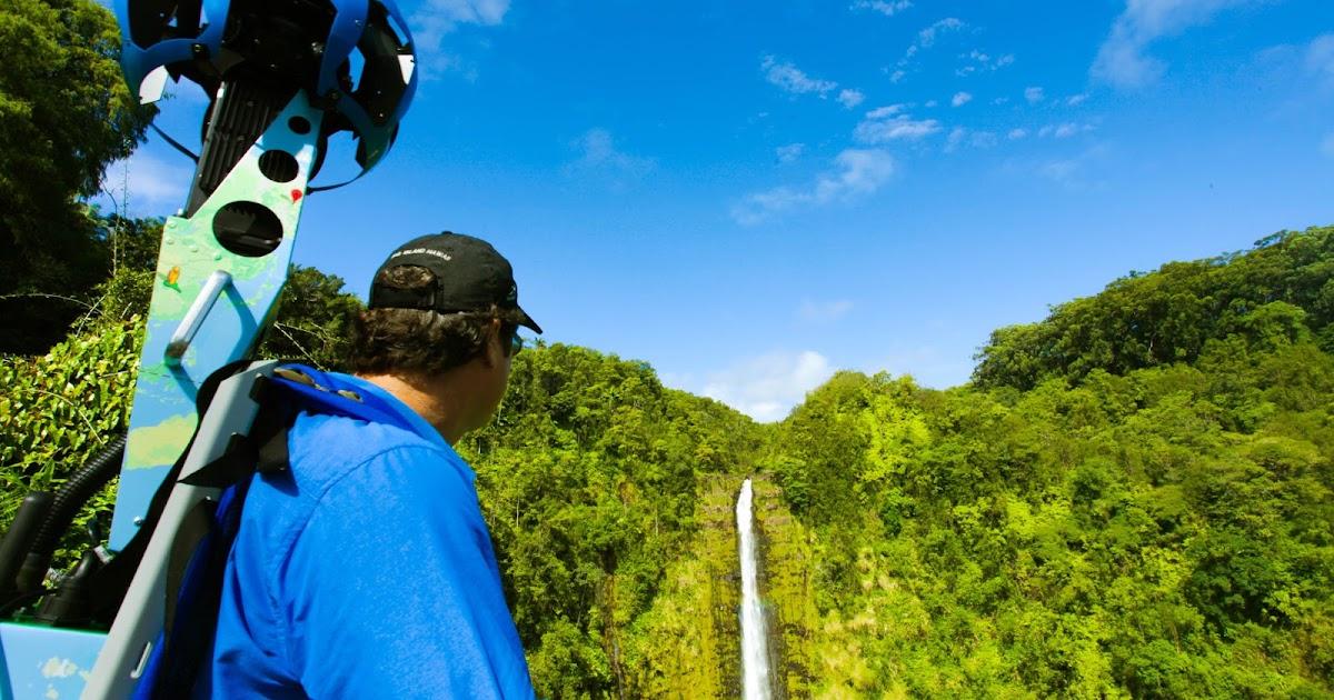 All Hawaii News Google Street View Captures Hawaii