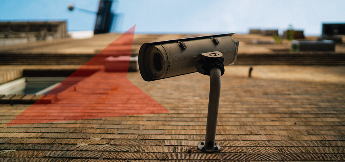 Motion Detection types in CCTV security systems