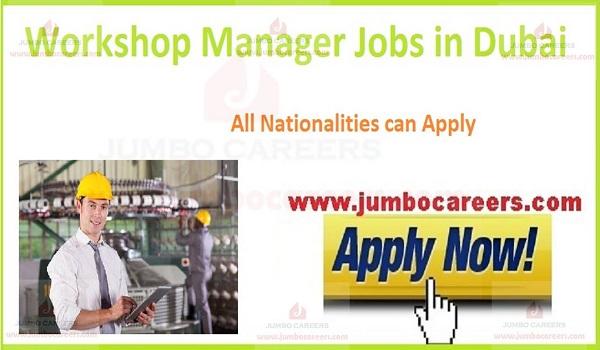 Salary jobs in Dubai,