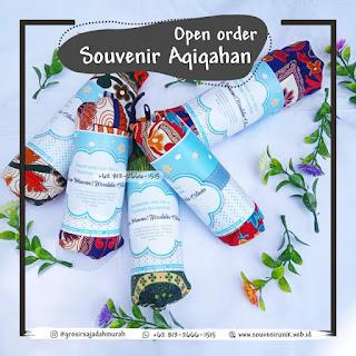 souvenir aqiqahan | +62 813-2666-1515