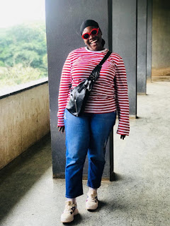 Teni reacts to OAU student who costumed exactly like her (Photo & Video)