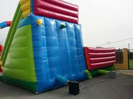 alquiler de inflables en La Felicidad trampolines camas elasticas los mejores precios