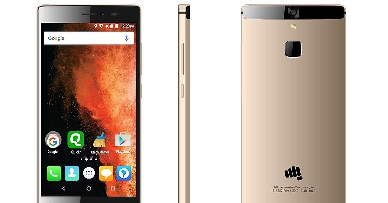 Micromax Canvas 6 Smart Android Mobile Phone Price And