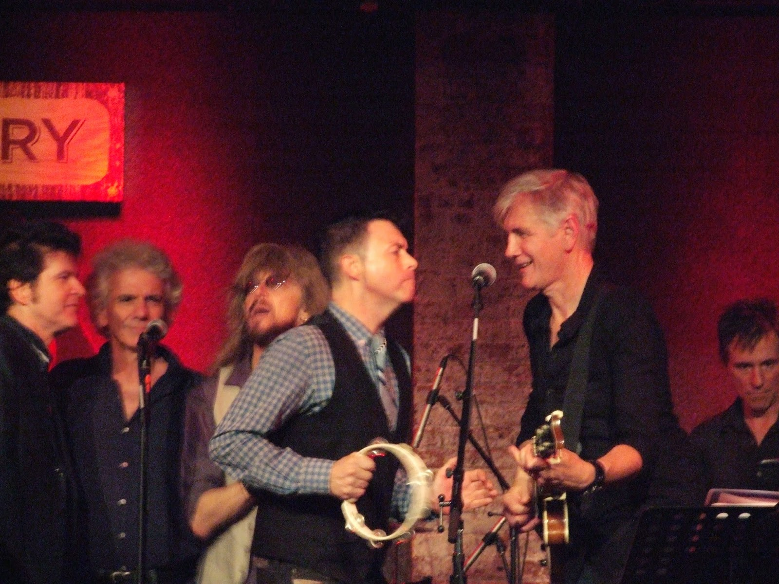 It's a Nugget If  You Dug It: Live Photos from City Winery, NYC 8/31/14