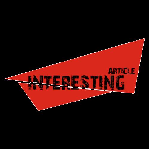 💥  INTERESTING ARTICLE  💥2021