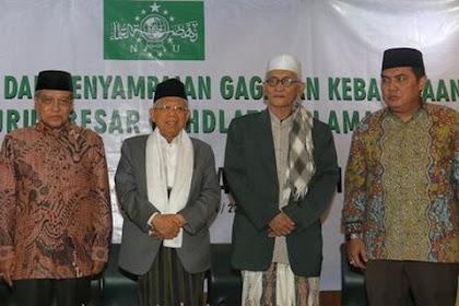 NU Blak-blakan Minta Jatah Menteri: Dukungan Nahdliyin ke Jokowi Tidak Gratis!