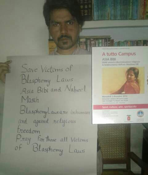 Prayer Request For Victims of Blasphemy Laws