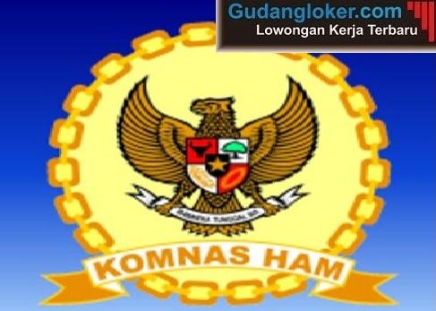 Lowongan Kerja Non CPNS Komnas HAM Republik Indonesia - SMA dan D3