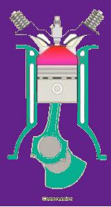 langkah compresi motor 4 tak