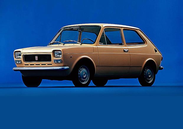 La Fiat 127 compie 50 anni