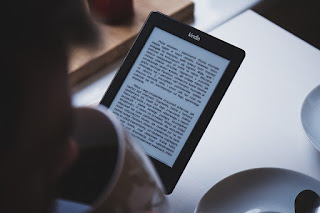 Image: Kindle ebook by FreePhotos on Pixabay