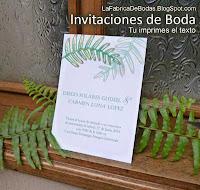 venta de tarjetas de boda para imprimir en guatemala -economica
