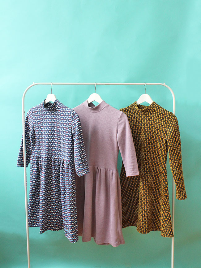 Freya dresses - sewing pattern by Tilly and the Buttons