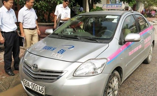 Taxi Mạnh Huyền