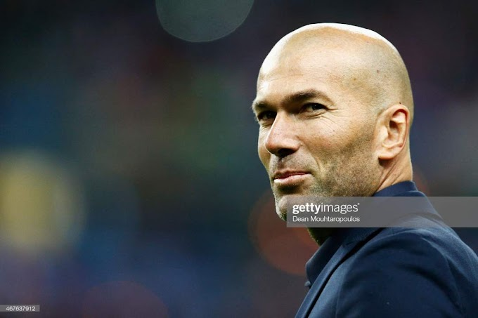 LaLiga: Zidane admits he might leave Real Madrid, speaks on joining Ronaldo at Juventus
