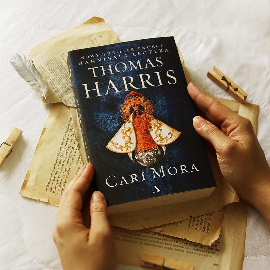 #35 Cari Mora - Thomas Harris