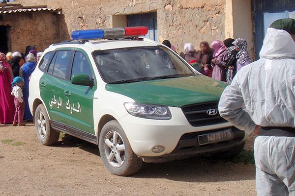 الدرك يفك لغز جريمة مقتل راعي غنم ويوقف المتورطين