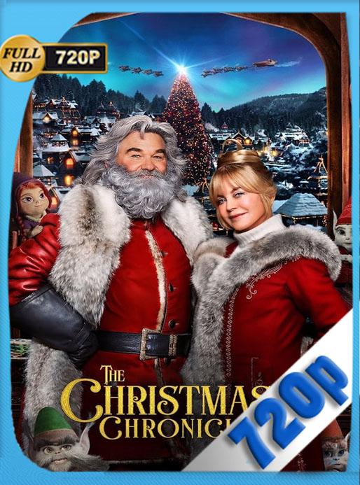 Las Crónicas de Navidad 2 (2020) HD 720p Latino  [GoogleDrive] [tomyly]