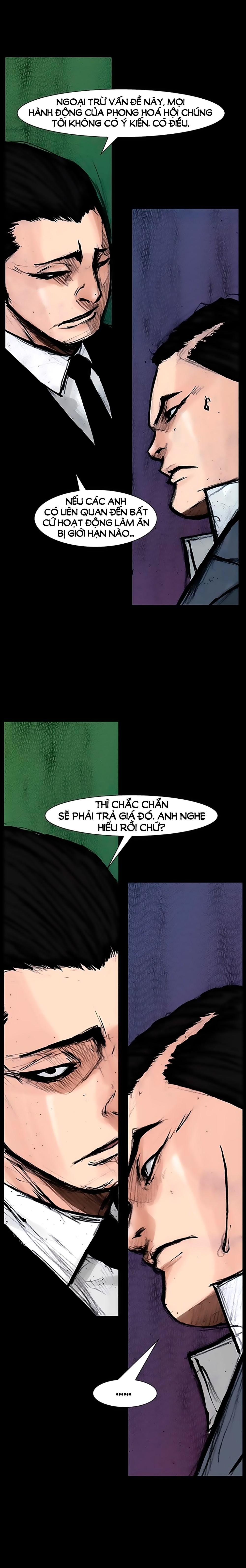 Máu Nhuốm Giang Hồ | Blood Rain chap 43 - Trang 7