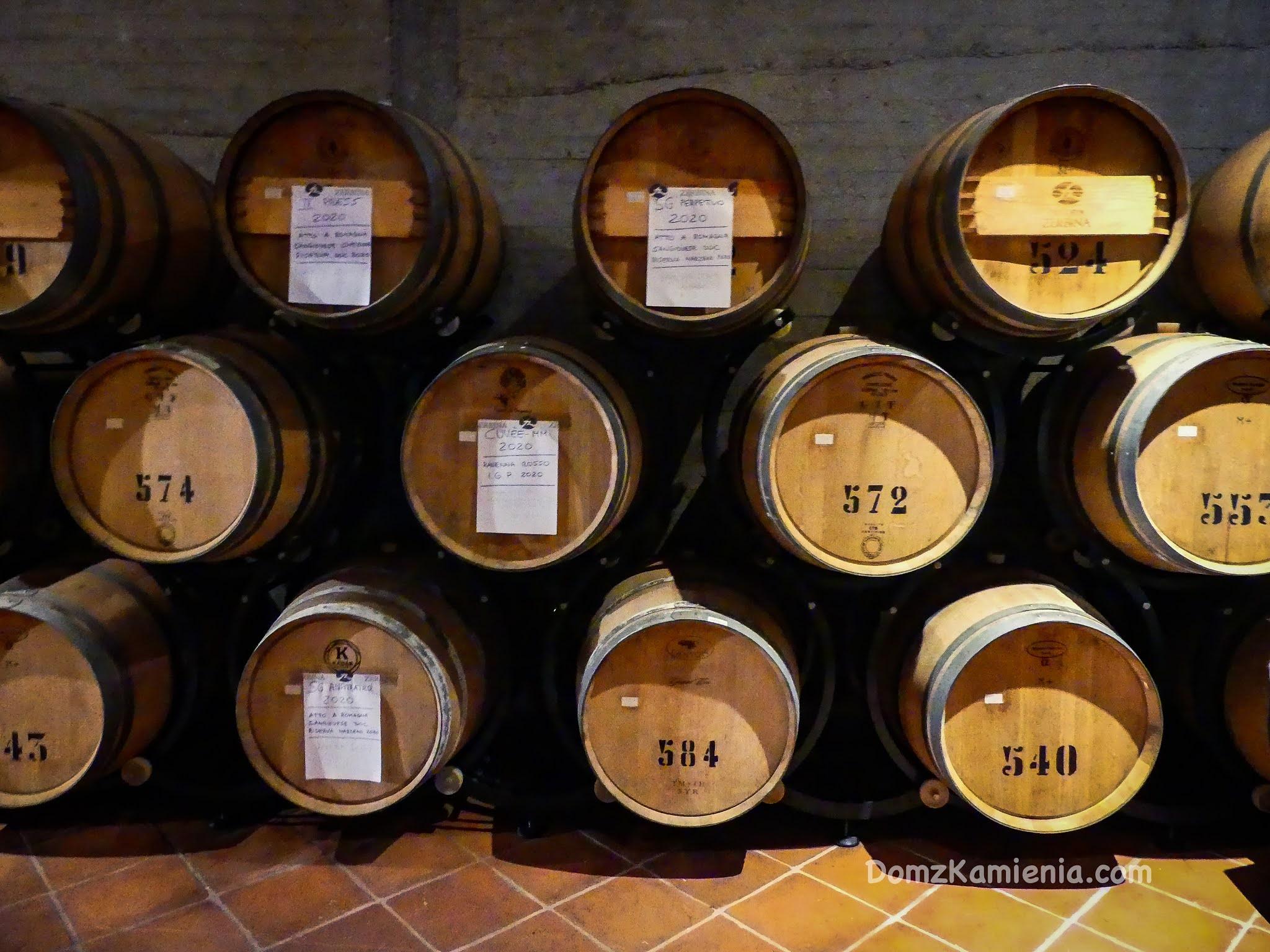 Dom z Kamienia i Kalejdoskop Renaty warsztaty kulinarne w Toskanii