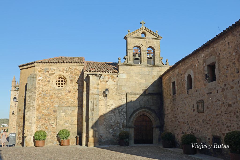 Convento de San Pablo, Cáceres