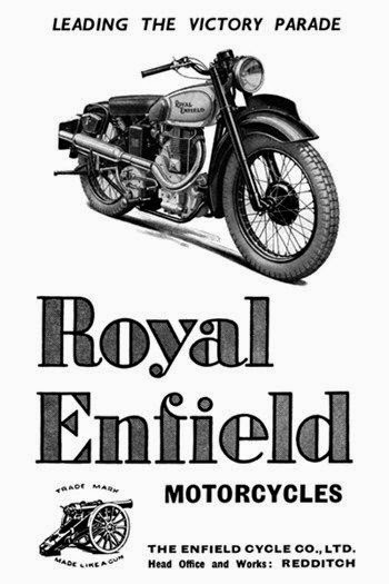 worldwartwo.filminspector.com Royal Enfield motorcycles
