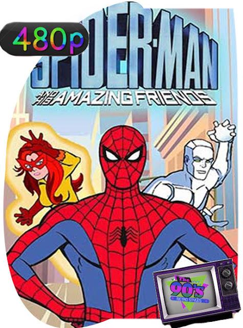 Spiderman y sus increibles amigos [1981]  Temporada 1-2-3  Latino [Google Drive] Panchirulo