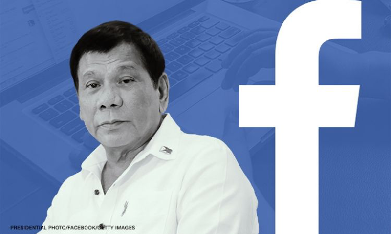 Facebook removes more pro-Duterte and Imee Marcos pages