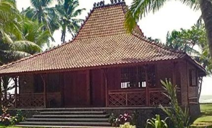 Rumah Joglo Mangkurat