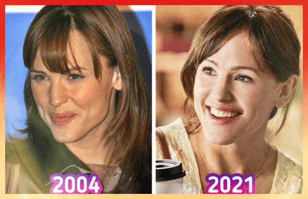 Jennifer Garner Eski Hâli ve Son Hâli